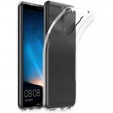 "Plonas Tpu Dėklas 0.5Mm ""Ultra Clear"" Huawei Mate 10 Lite Permatomas"