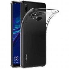 """Plonas Tpu Dėklas 0.5Mm """"Ultra Clear"""" Huawei P Smart 2019 Permatomas"""