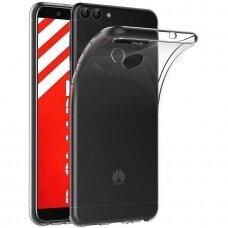 """Plonas Tpu Dėklas 0.5Mm """"Ultra Clear"""" Huawei P Smart Permatomas"""