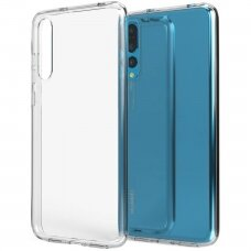 """Plonas Tpu Dėklas 0.5Mm """"Ultra Clear"""" Huawei P20 Pro Permatomas"""
