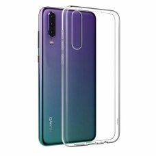 """Plonas Tpu Dėklas 0.5Mm """"Ultra Clear"""" Huawei P30 Permatomas"""