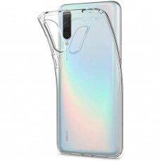 "Plonas Tpu Dėklas 0.5Mm ""Ultra Clear"" Xiaomi Mi 9 Lite / Mi Cc9 Permatomas 0"