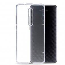 """Plonas Tpu Dėklas 0.5Mm """"Ultra Clear"""" Xiaomi Mi 9T Pro / Mi 9T Permatomas"""