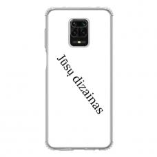 Redmi Note 9 Pro Tpu Dėklas Nugarėlė Su Jūsų Dizainu. Dėklas Gaminamas Su Jūsų Pateikta Nuotrauka