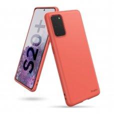 RINGKE AIR S ULTRA-THIN TPU GELINIS DĖKLAS Samsung Galaxy S 20 Plus koralinis (ADSG0012)