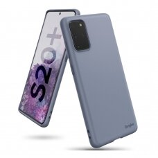 RINGKE AIR S ULTRA-THIN TPU GELINIS DĖKLAS Samsung Galaxy S20 Plus violetinis (ADSG0013) (czt001) UCS002