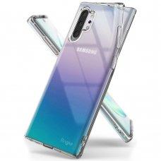 """Skaidrus """"Ringke Air Ultra-Thin"""" Tpu Gelinis Dėklas Samsung Galaxy Note 10 Plus Permatomas (Arsg0022)"""