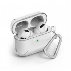 Ringke AirPods Case strong protective case Protector for Airpods Pro skaidrus (ACEC0011) (ctz220)