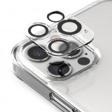 Kameros Apsauginis Stiklas Ringke Camera Protector Glass iPhone 12 Pro Skaidrus (C1G013)