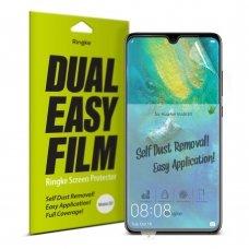 """Apsauginės Ekrano Plėvelės 2X """"Ringke Dual Easy"""" Huawei Mate 20 (Eshw0003)"""