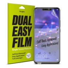 "Apsauginės Ekrano Plėvelės 2X ""Ringke Dual Easy"" Huawei Mate 20 Lite (Eshw0001)"