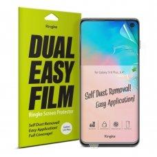 """Apsauginės Ekrano Plėvelės 2X """"Ringke Dual Easy"""" Samsung Galaxy S10 Plus (Essg0009)"""