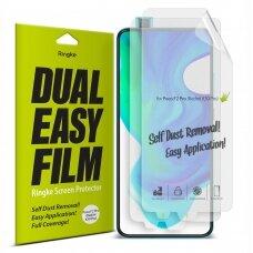 Ringke Dual Easy Film 2X Apsauginė Plėvelė Xiaomi Redmi K30 Pro / Poco F2 Pro (Esxi0006)