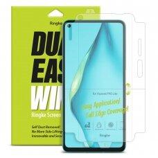 Ringke Dual Easy Wing 2x apsauginės plėvelės  Huawei P40 Lite (DWHW0004) (ctz012) UCS068