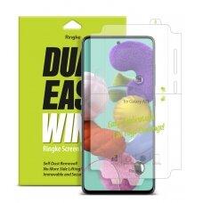 Ringke Dual Easy Wing 2X Apsauginės Plėvelės  Samsung Galaxy A51 (Dwsg0001)