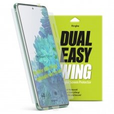Ringke Dual Easy Wing 2X Self Dust Removal Screen Protector Samsung Galaxy M31S (Dwsg0013)