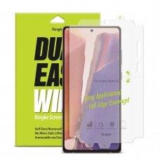 Ringke Dual Easy Wing 2X Apsauginė Ekrano Plėvelė Samsung Galaxy Note 20 (Dwsg0010)
