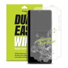 Ringke Dual Easy Wing 2x apsauginės plėvelės  Samsung Galaxy S20 Ultra (DWSG0005) (czt002) UCA001