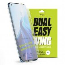 Plėvelės Ringke Dual Easy Wing 2x self dust removal screen protector Xiaomi Mi 11 (DWXI0005)