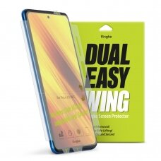 Ringke Dual Easy Wing 2X Self Dust Removal Screen Protector Xiaomi Poco X3 Nfc (Dwxi0003)