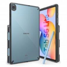 Ringke Fusion Pc Apsauginis Dėklas Sutvirtintais Tpu Kraštais Samsung Galaxy Tab S6 Lite Pilkas (Fssg0079)
