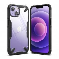 Dėklas Ringke Fusion X iPhone 13 juodas