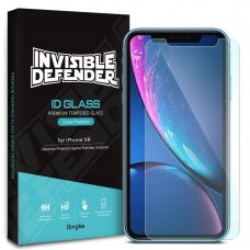 "Apsauginis Stiklas""Ringke Invisible Defender Id Glass Tempered Glass 0.33Mm 9H  Iphone 11 / Iphone Xr (Glap0003)"