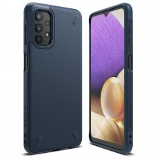 Dėklas Ringke Onyx Durable TPU Samsung Galaxy A32 5G tamsiai mėlynas (OXSG0041)