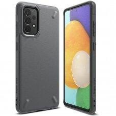 Dėklas Ringke Onyx Durable TPU  Samsung Galaxy A52 5G Pilkas (OXSG0035)
