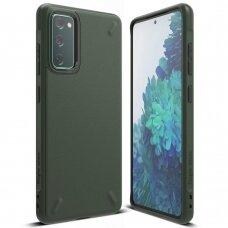 Ringke Onyx Durable Tpu Case Cover skirta Samsung Galaxy S20 Fe 5G Green (Oxsg0024)