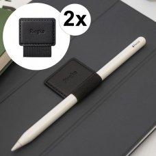 Ringke Pen Holder 2X Self Adhesive Pen Loop Black (Acph0002)