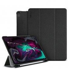 """Atverčiamas Planšetės Dėklas Su Išmanaus Užmigimo Funkcija """"Ringke Smart Tablet"""" Ipad Pro 11 2018 Juodas"""