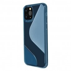 S-Case Flexible Tpu Dėklas Xiaomi Redmi 9 Mėlynas