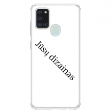 Samsung Galaxy A21s Tpu Dėklas Nugarėlė Su Jūsų Dizainu. Dėklas Gaminamas Su Jūsų Pateikta Nuotrauka