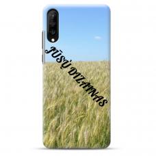 Samsung Galaxy A70 Tpu Dėklas Nugarėlė Su Jūsų Dizainu. Dėklas Gaminamas Su Jūsų Pateikta Nuotrauka
