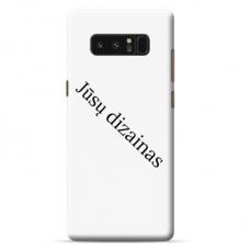 Samsung Galaxy Note 8 Tpu Dėklas Nugarėlė Su Jūsų Dizainu. Dėklas Gaminamas Su Jūsų Pateikta Nuotrauka