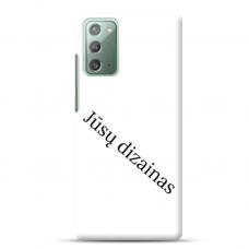 Samsung Galaxy Note 20 Tpu Dėklas Nugarėlė Su Jūsų Dizainu. Dėklas Gaminamas Su Jūsų Pateikta Nuotrauka