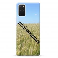 Samsung Galaxy S20 Plus Tpu Dėklas Nugarėlė Su Jūsų Dizainu. Dėklas Gaminamas Su Jūsų Pateikta Nuotrauka