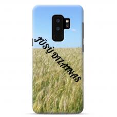 Samsung Galaxy S9 Plus Tpu Dėklas Nugarėlė Su Jūsų Dizainu. Dėklas Gaminamas Su Jūsų Pateikta Nuotrauka