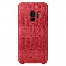 Originalus Samsung Hyperknit Dėklas Samsung Galaxy S9 Raudonas (Ef-Gg960Fregww)