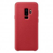 Samsung Hyperknit Back Cover Case skirta Samsung Galaxy S9+ (S9 Plus) Red (Ef-Gg965Fregww)