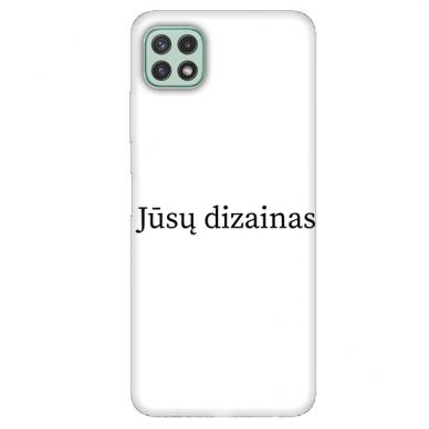 Samsung Galaxy A22 5G Tpu Dėklas Nugarėlė Su Jūsų Dizainu. Dėklas Gaminamas Su Jūsų Pateikta Nuotrauka