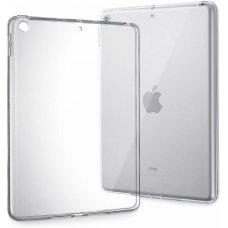 """Plonas Silikoninis Dėklas Nugarėlė """"Slim Case Ultra"""" Huawei Mediapad M5 Lite Permatomas (Awe38)"""