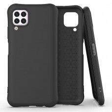 Soft Color Case lankstus gelinis dėklas Huawei P40 Lite / Nova 7i / Nova 6 SE juodas UCS068