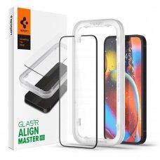 Spigen ALM Glass FC tempered glass for iPhone 13 mini