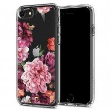 AUKŠTOS KOKYBĖS DĖKLAS Spigen Ciel IPHONE 7/ IPHONE 8/ IPHONE SE 2020/Se 2020 Rose Floral (ctz013)
