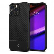 Aukštos kokybės dėklas Spigen Core Armor  iPhone 13 Pro Max Juodas