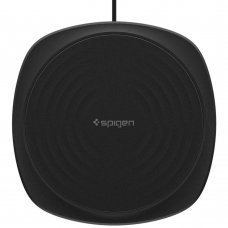 SPIGEN F305W WIRELESS FAST CHARGER BLACK