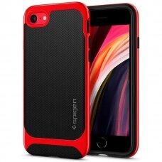 AUKŠTOS KOKYBĖS DĖKLAS Spigen Neo Hybrid IPHONE 7/ IPHONE 8/ IPHONE SE 2020/Se 2020 Dante raudonas (ctz013)