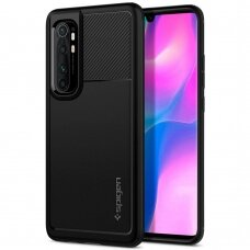 Spigen Rugged Armor Xiaomi Mi Note 10 Lite Matte Black